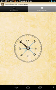 Prayer Times with Qibla Compas- screenshot thumbnail