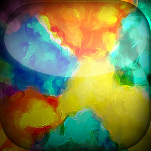 Live Wallpaper Colors LOGO-APP點子