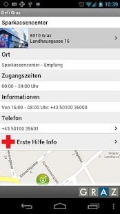 City of Graz Defi App - screenshot thumbnail