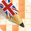Learn English with Crosswords logo