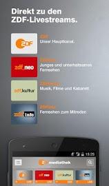 ZDF-App Screenshot 3