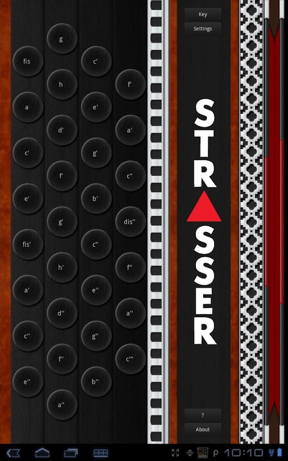 Strasser Accordion- screenshot