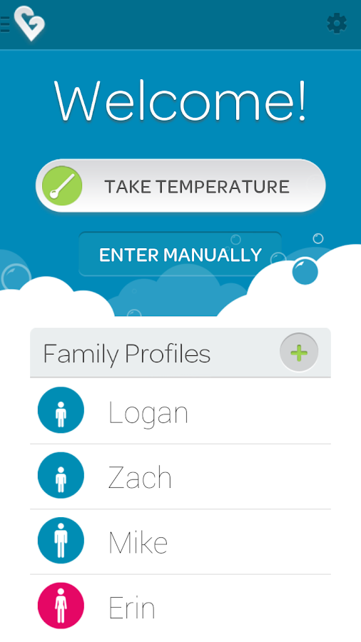 Kinsa Smart Thermometer Android Apps On Google Play