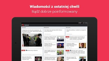 Screenshot of Gazeta.pl LIVE