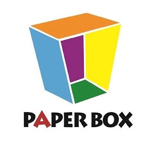 紙盒子桌遊休閒館 商業 LOGO-玩APPs