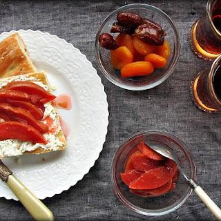 Moraba-ye Beh - Persian Quince Jam