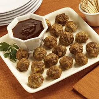 Wildfire Sausage Meatballs.