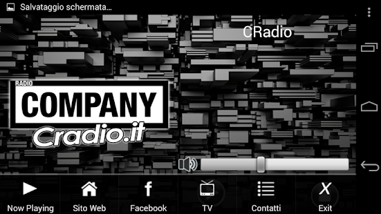 Cradio- screenshot thumbnail