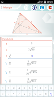Screenshot of Geometry Solver Pro