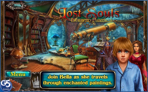 Lost Souls: Enchanted Painting (Full)