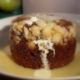 Sticky Maple Nut Puddings Recipe