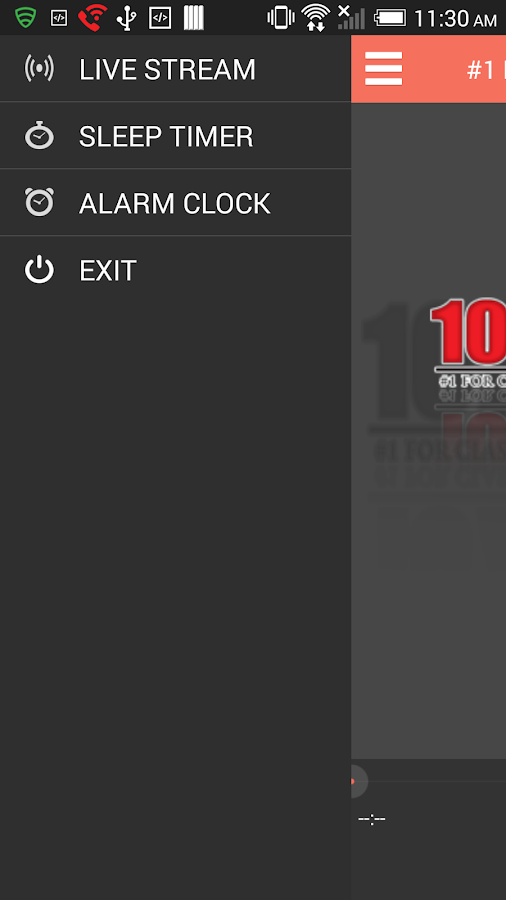 107.9 The Fox- screenshot