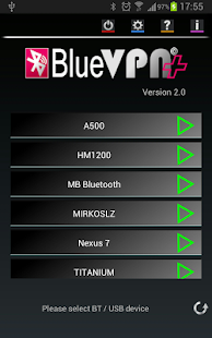 BlueVPN+ - screenshot thumbnail