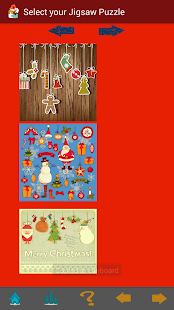 Christmas at Jigsaw Puzzles - screenshot thumbnail