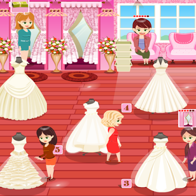 Свадебный магазин - Платья