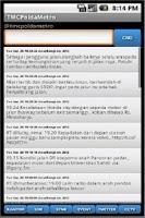 Screenshot of TMC Polda Metro