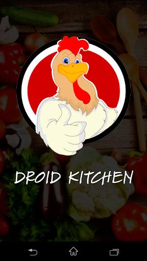 Droid Kitchen Timer
