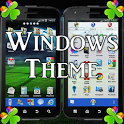 Windows GO Launcher Theme icon