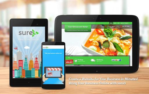 sure3 – 網站建置服務