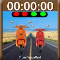 Crono VespaRaid Pro