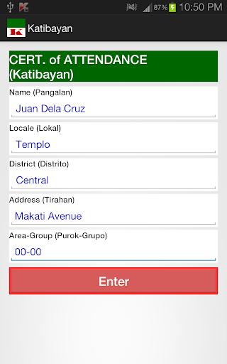 【免費個人化App】Katibayan-APP點子