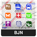 Beijing NOMADA Maps logo