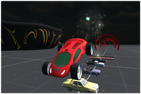 Acrobatic Car 3D V2- screenshot thumbnail