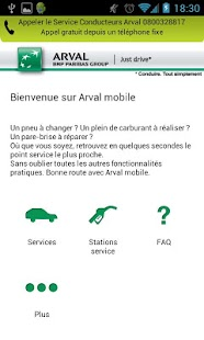 Arval Mobile - screenshot thumbnail