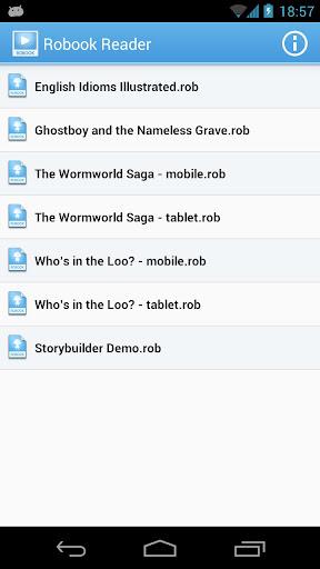 【免費書籍App】Robook Reader-APP點子