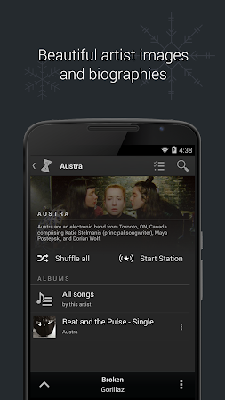 doubleTwist Music Player, Sync 2.6.2 screenshot 31715