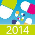 病院からもらった薬がすぐわかる『くすり55検索2014』