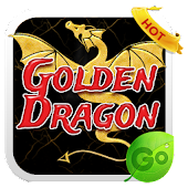 Golden Dragon Keyboard