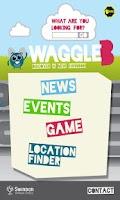 Screenshot of WaggleB HD
