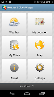 APK MANIA™ Full » Weather & Clock Widget Full v3 9 4 5 APK