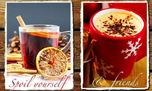 Christmas Recipes - Hot Drinks - screenshot thumbnail