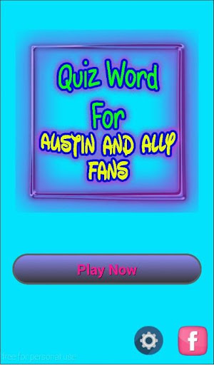 Quiz Word for Aussly Fans