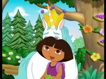 Dora and Diego Save Atlantis