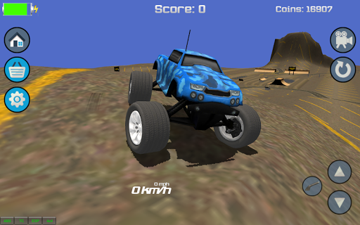RC Car ud83cudfce  Hill Racing Simulator 2.2.04 screenshots 11