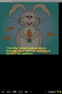 Rabbit Story A 15 Puzzle Game- screenshot thumbnail