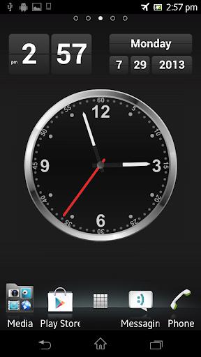 Premium Clock Live Wallpaper