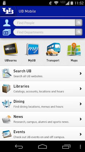 UB Mobile Univ. at Buffalo