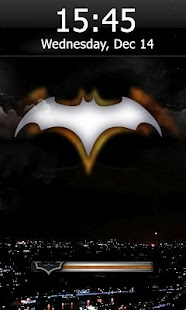 Bat Iphone Go Locker - screenshot thumbnail