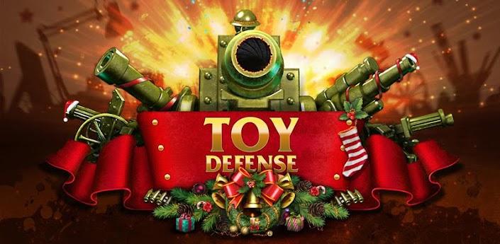 Скачать Toy Defence (Солдатики) - игра в стиле tower defense