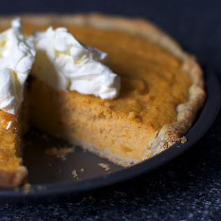 Sweet Potato Buttermilk Pie.