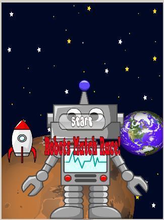 Robot Toddler Kids Game Free