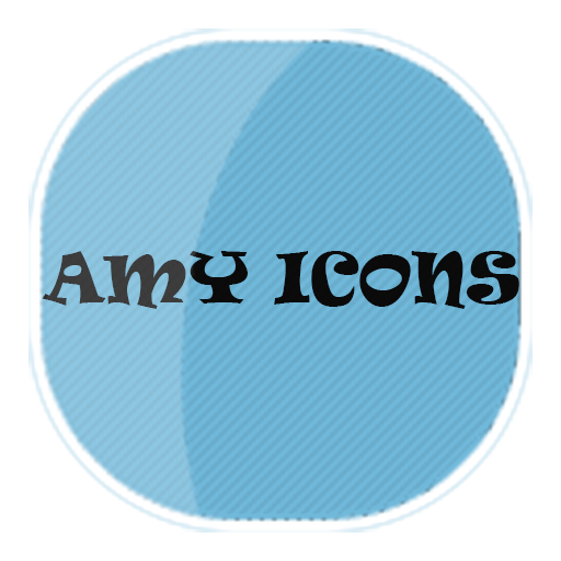 AMY ICONS APEX/NOVA/ADW/HOLA LOGO-APP點子