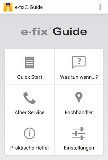 e-fix® Guide