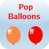 Pop Balloons Burst