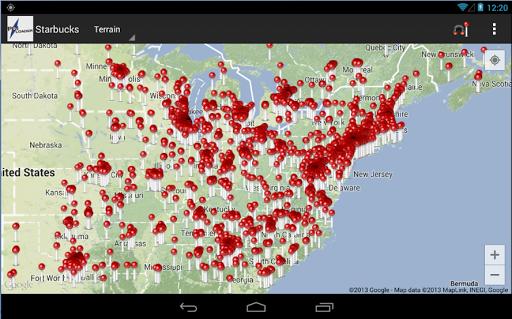 【免費交通運輸App】POI Loader: Your POI's-APP點子
