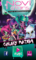 Screenshot of Novi Stars Galaxy Match Free